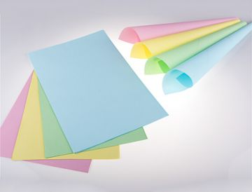 Focus Brand Carbonless Paper Sheet