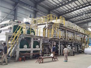 FOCUS Brand 1810-300 carbonless paper coating line